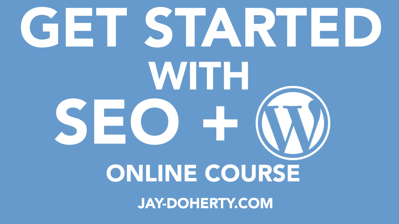 22 – The SEO Course is here!