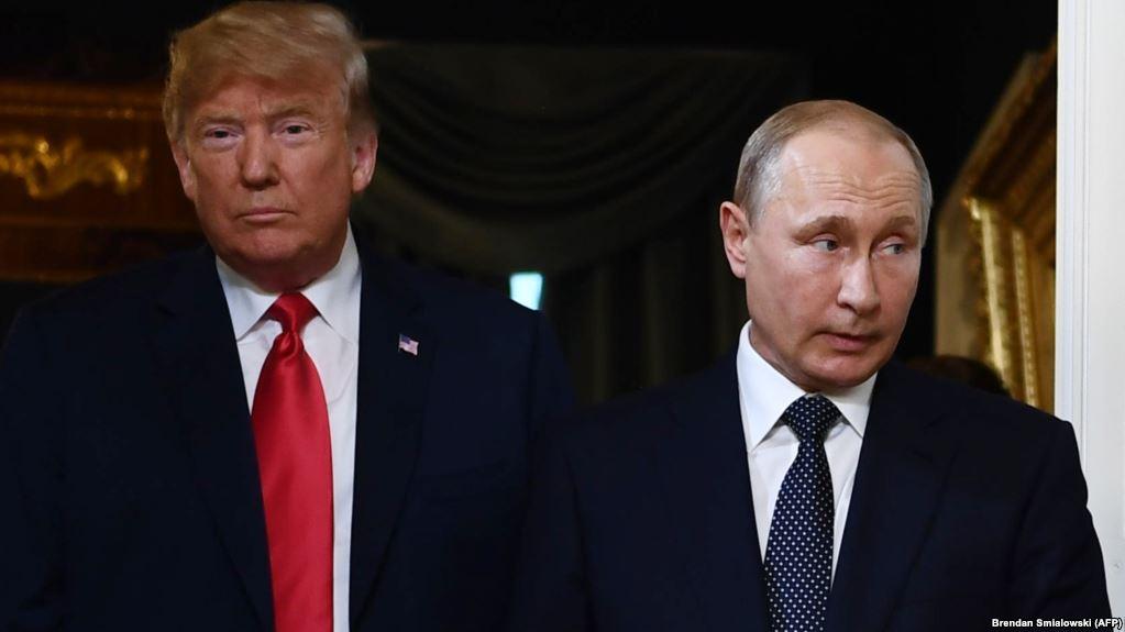 26 – Putin and Trump met…. what happened?