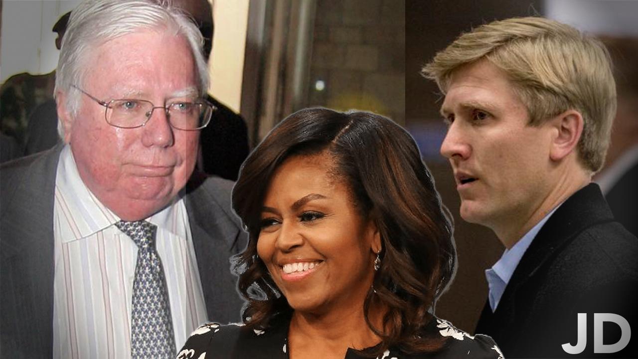 46 – Michelle's book, Roger's Friend, and Trump's staff