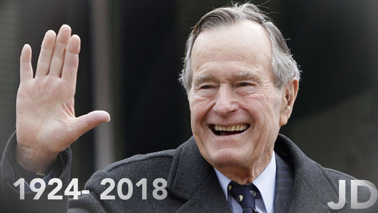 49 – The Death of Bush, The Pleading of Cohen, and The Greeting of Putin