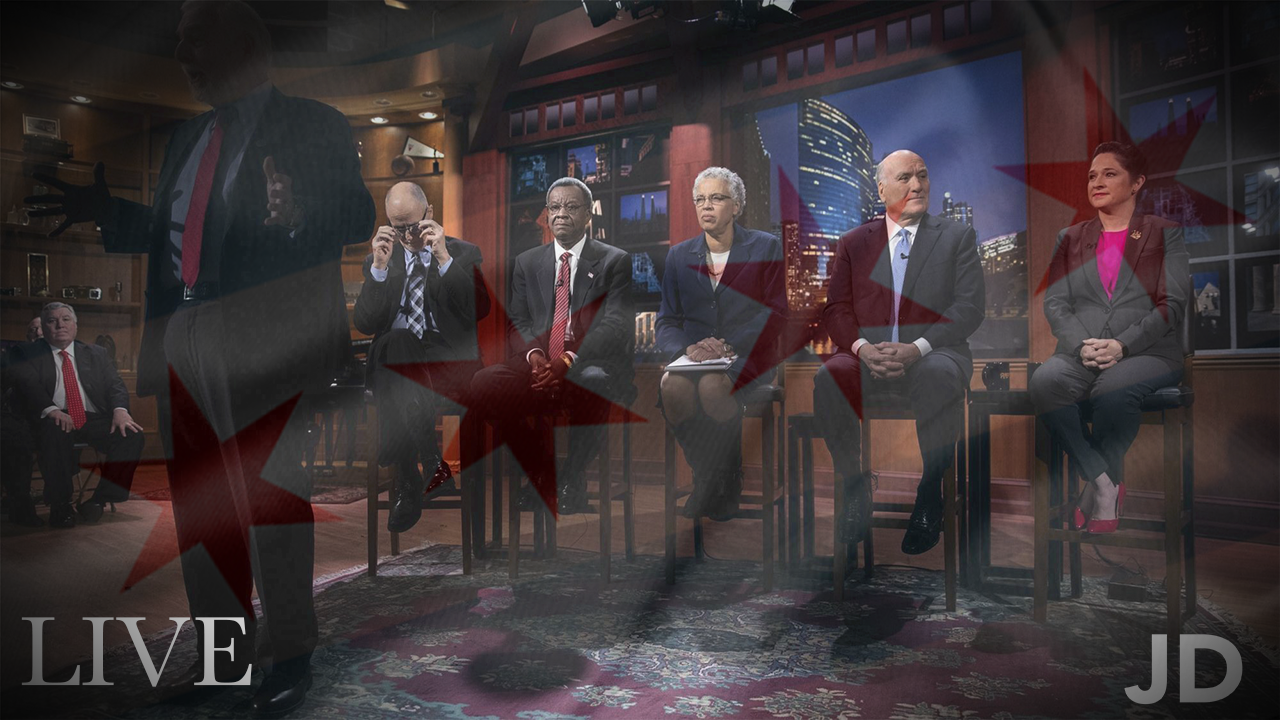 76 – LIVE from The WTTW Mayoral Forum I