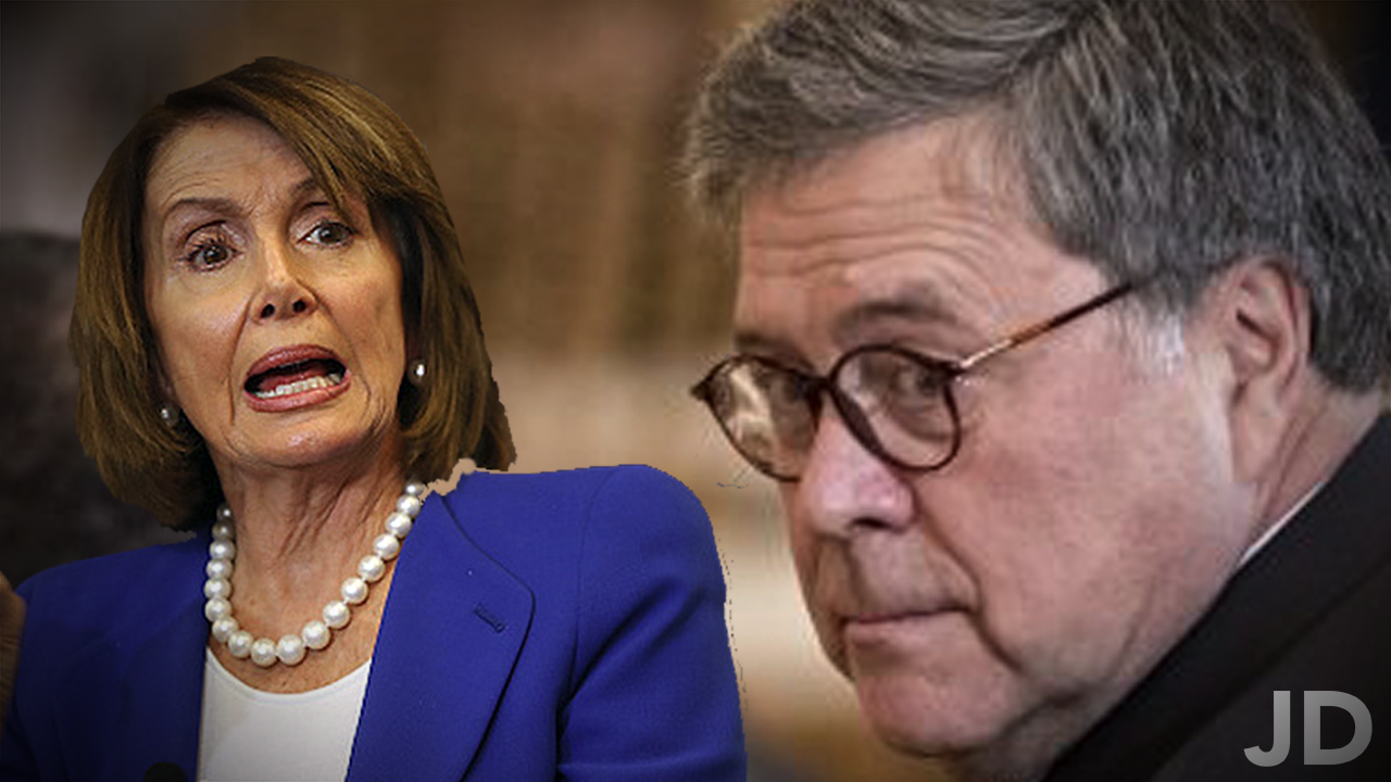 79 – Barr, Mueller, Pelosi, Lightfoot, Sanders, and Buttigieg