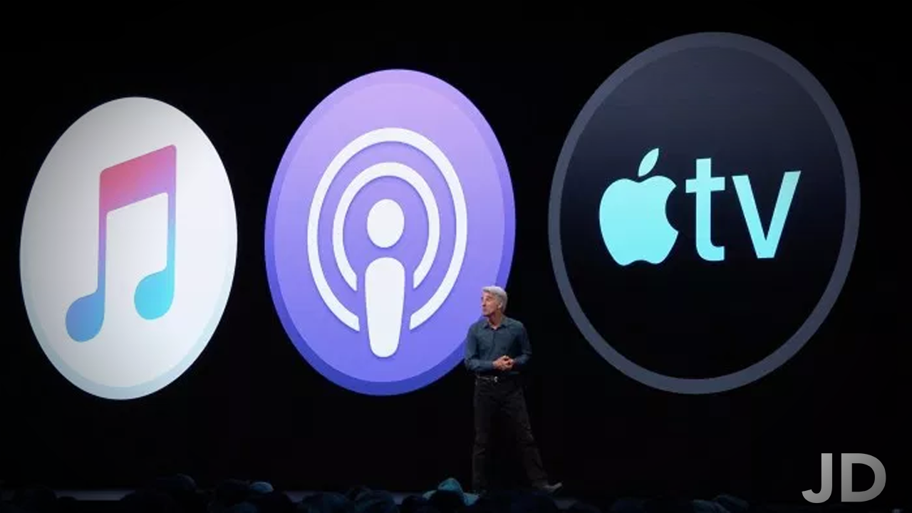 83 – The Trio of Apple Podcasts