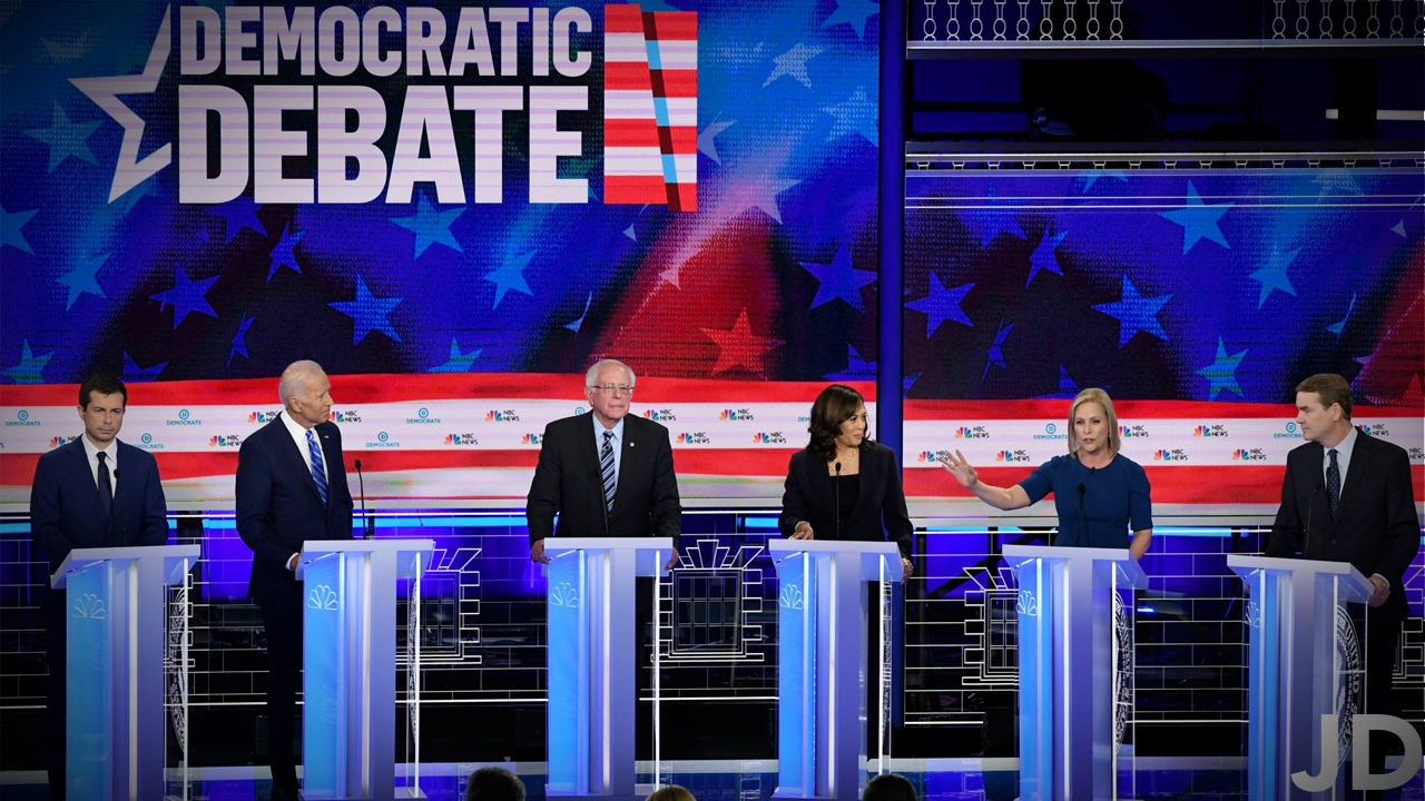 87 – Special Edition – The 2020 Democratic Debates