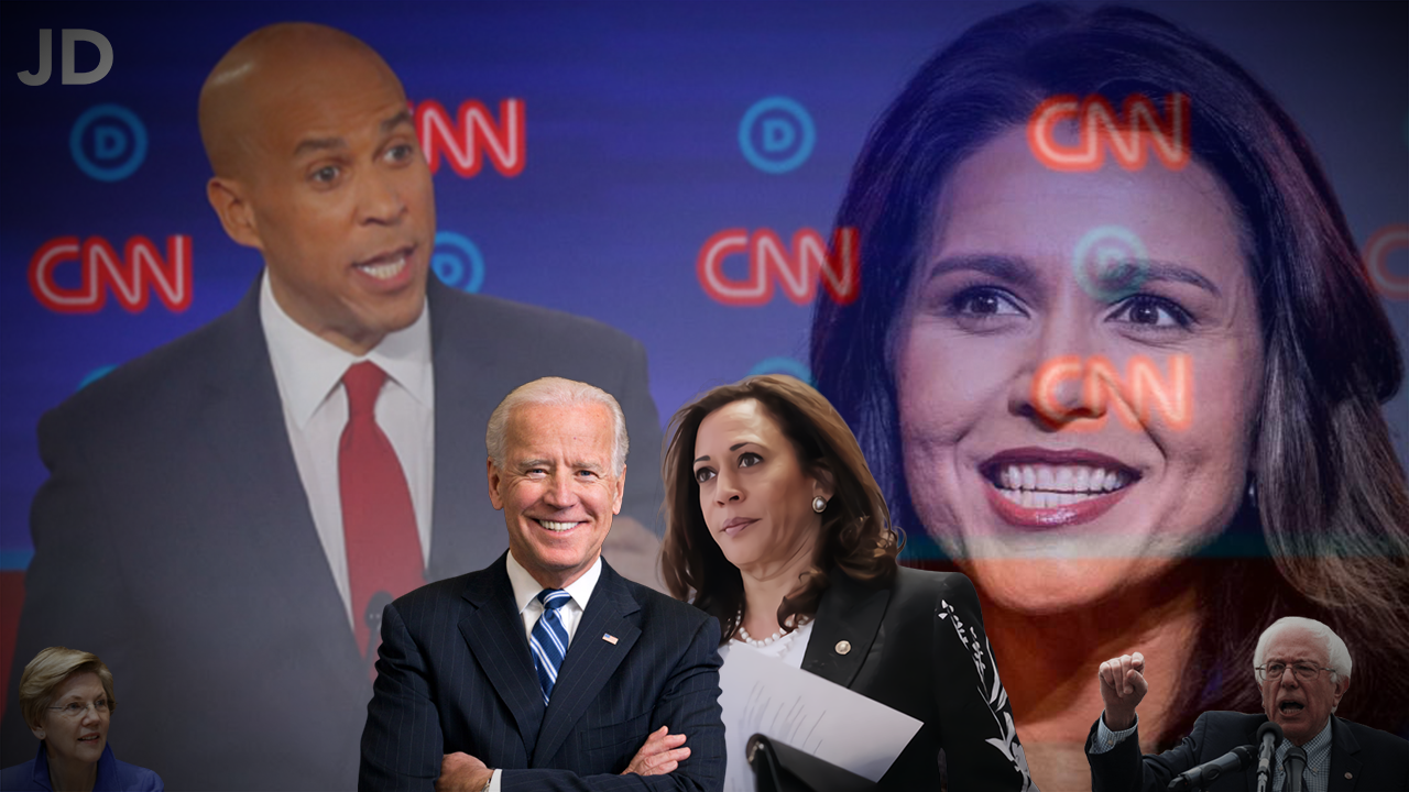 95 – Analysis of each CNN Democratic Debate