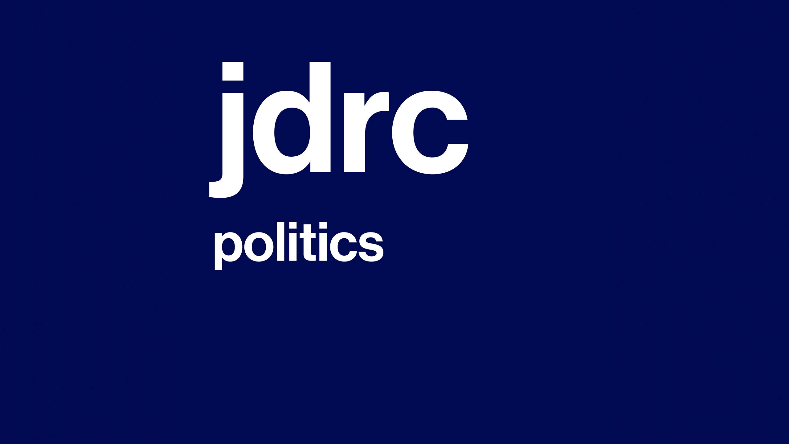 The JDRC Politics Podcast To Return from Hiatus Temporarily